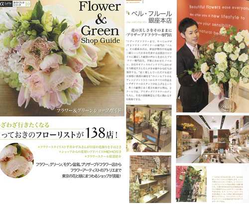 Flower&Green Shop Guide