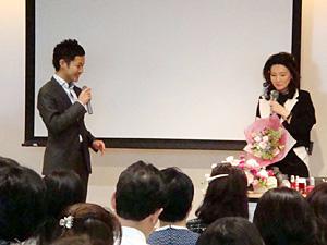 伊藤緋沙子さんトークショー