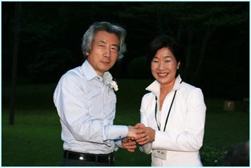 小泉純一郎首相(当時)