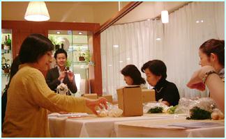 新宿小田急ハルク内フレンチレストラン「ボン・リアン」