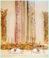 クリスマス プリザーブ ドフラワー&テーブルウェアコレクション