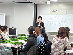 (株)JPホールディングス主催フラワーレッスン