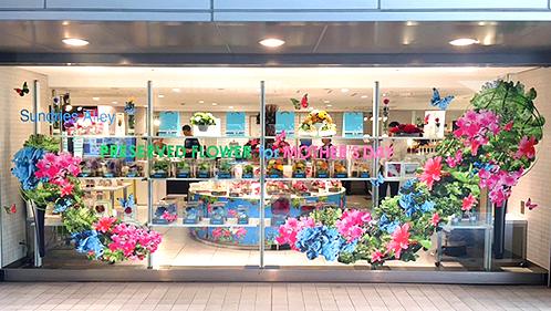小田急百貨店新宿本店 母の日店舗展開