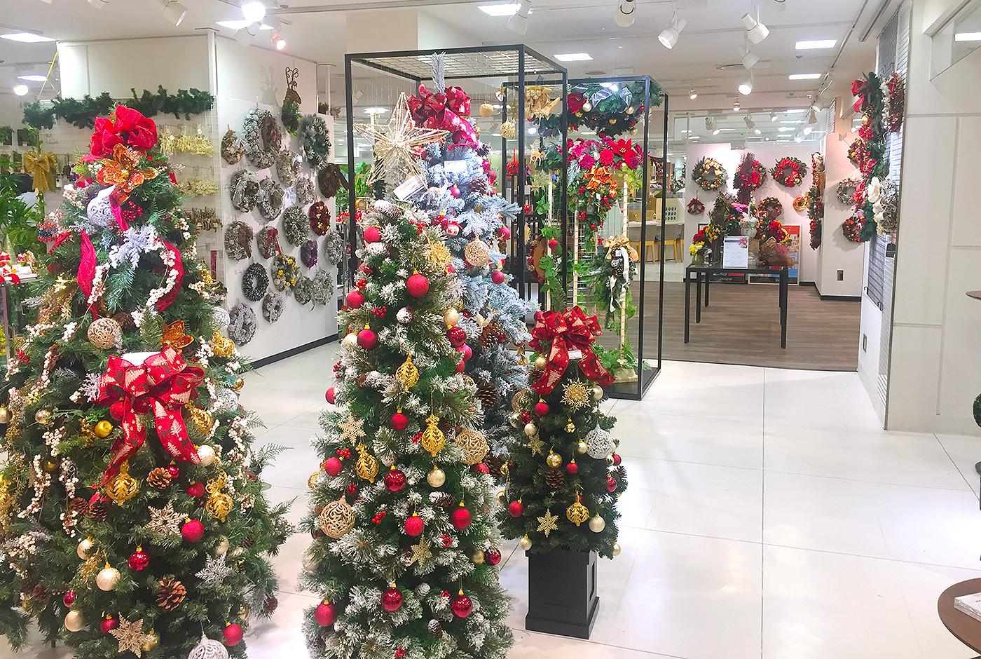 西武池袋本店クリスマス