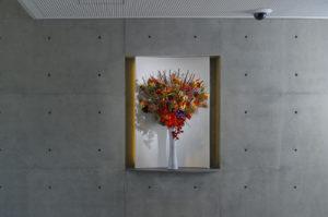 安藤忠雄建築研究所設計・目黒安養院「ひかりの園」全館装飾